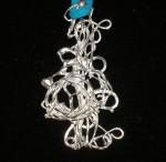 Silver Celtic Swirls Pendant
