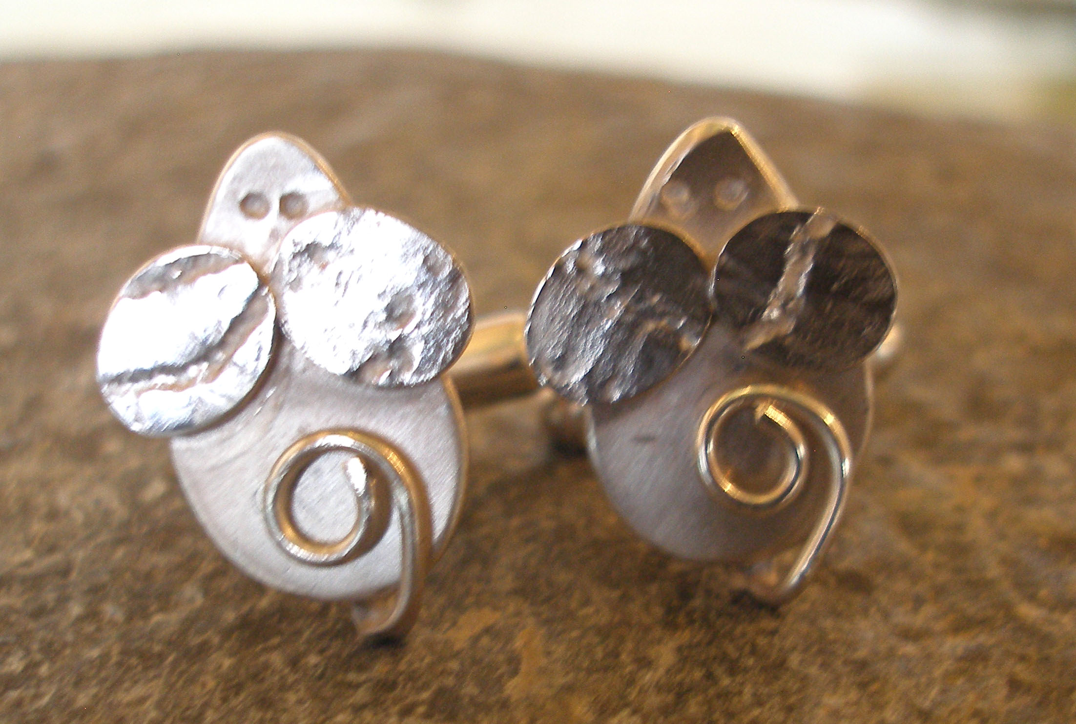 Mouse Mice Cufflinks